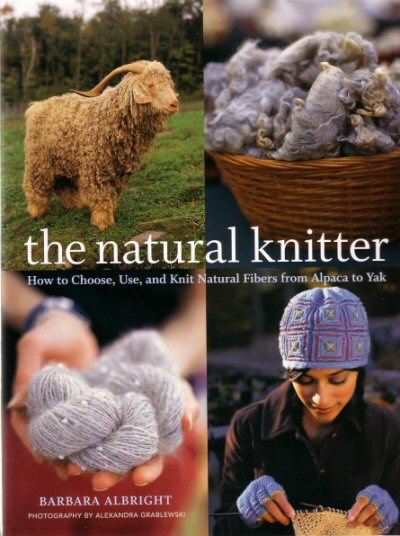 neues Strickbuch: The natural knitter